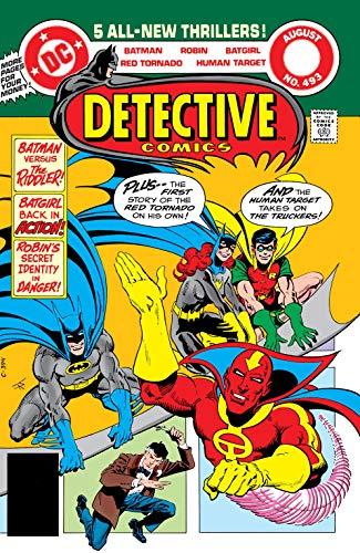 Detective Comics (1937-2011) #493 (English Edition)