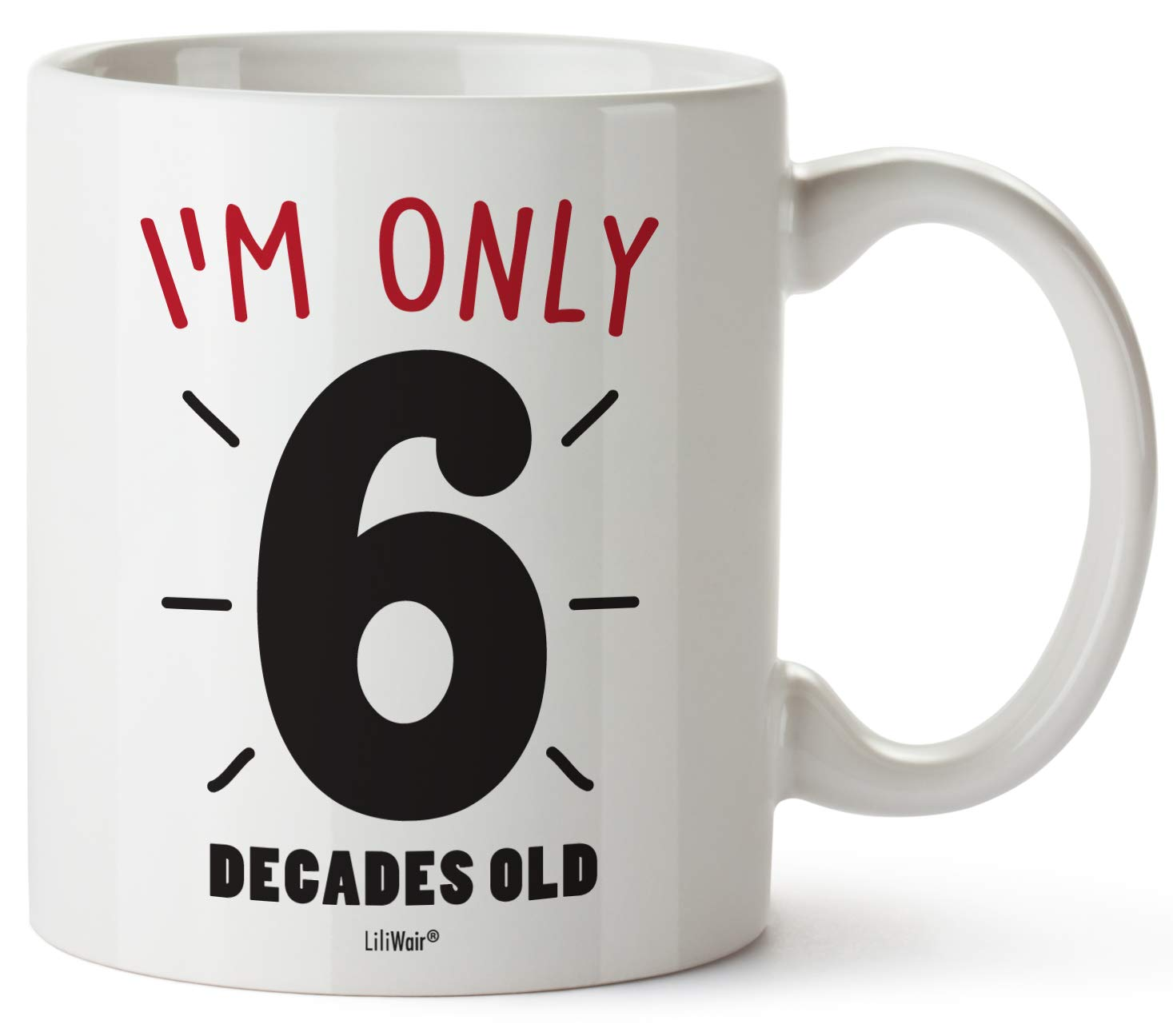 Funny 60th Birthday Gift Birthday Ideas 60th Birthday Mug 60 Year Old Birthday