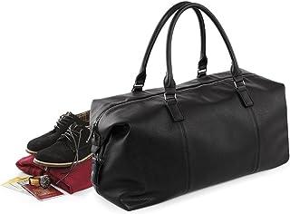 Quadra NuHude Faux Leather Weekender Holdall Bag