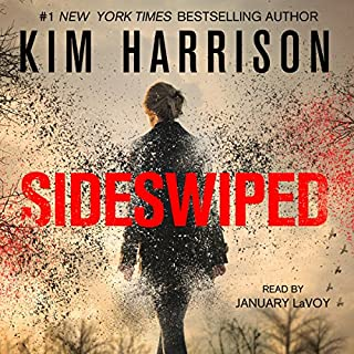 Sideswiped audiobook cover art