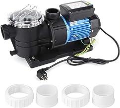 Filtro Profesional Acuario 250W la circulación del Agua de la Bomba 3000-9000L / H SPA Sauna Piscina Bomba de la Piscina de Accesorios de Filtro