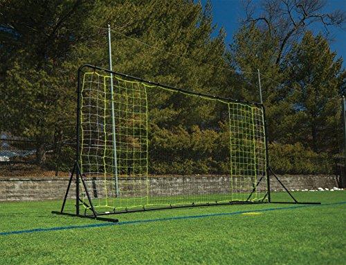Franklin Sports Tournament Quality Steel Soccer Rebounder - 12 x 6 Foot