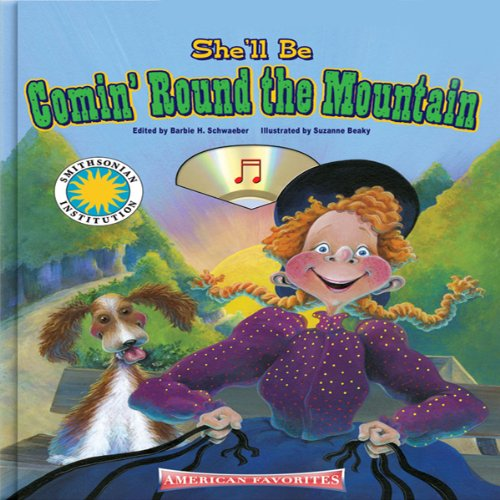 She'll Be Comin' Round the Mountain (Carry-A-Tune) audiobook cover art