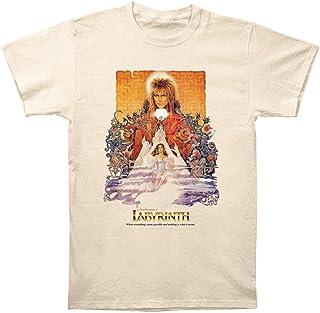 El laberinto - Movie Poster Camiseta adulta En Crema, XXX-Large, Cream