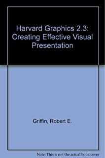 harvard graphics presentation