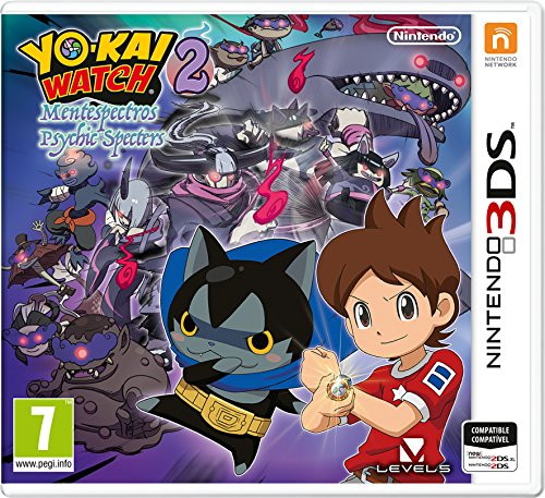 Yo-Kai Watch 2: Mentespectros