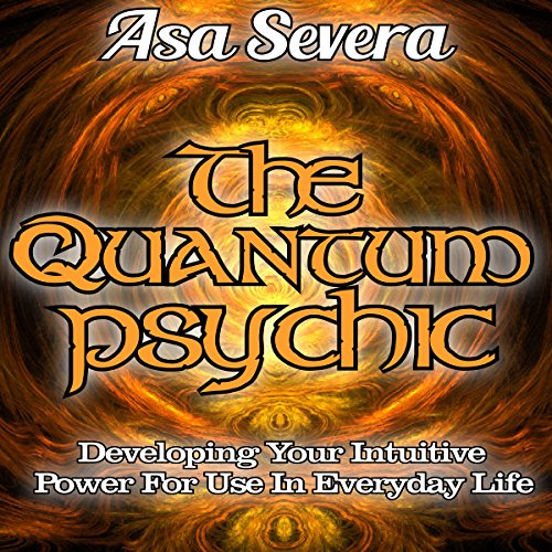 The Quantum Psychic audiobook cover art