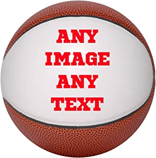 customize basketball with picture