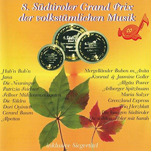 8. Südtiroler Grand Prix der volkstümlichen Musik