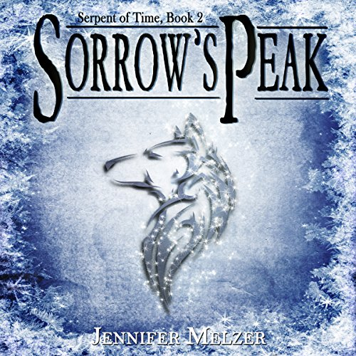 Sorrow's Peak audiobook cover art