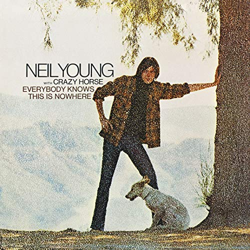Everybody Knows This Is Nowhere (180 Gram Vinyl LP) [VINYL]