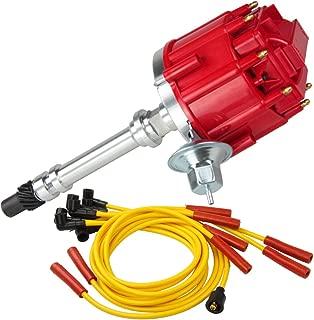 Performance Chevy/gm SBC BBC Small Block/big Block 65k coil 7500RPM Hei Distributor 350 454 302 V8+wires