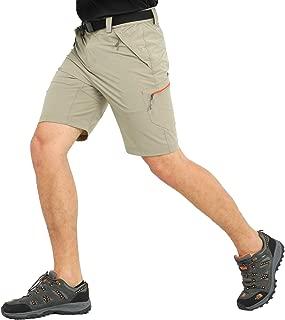 nylon shorts with pockets