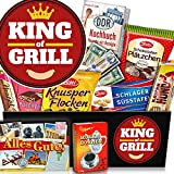 King of Grill - Geburtstag Grillen - DDR Schokolade Box