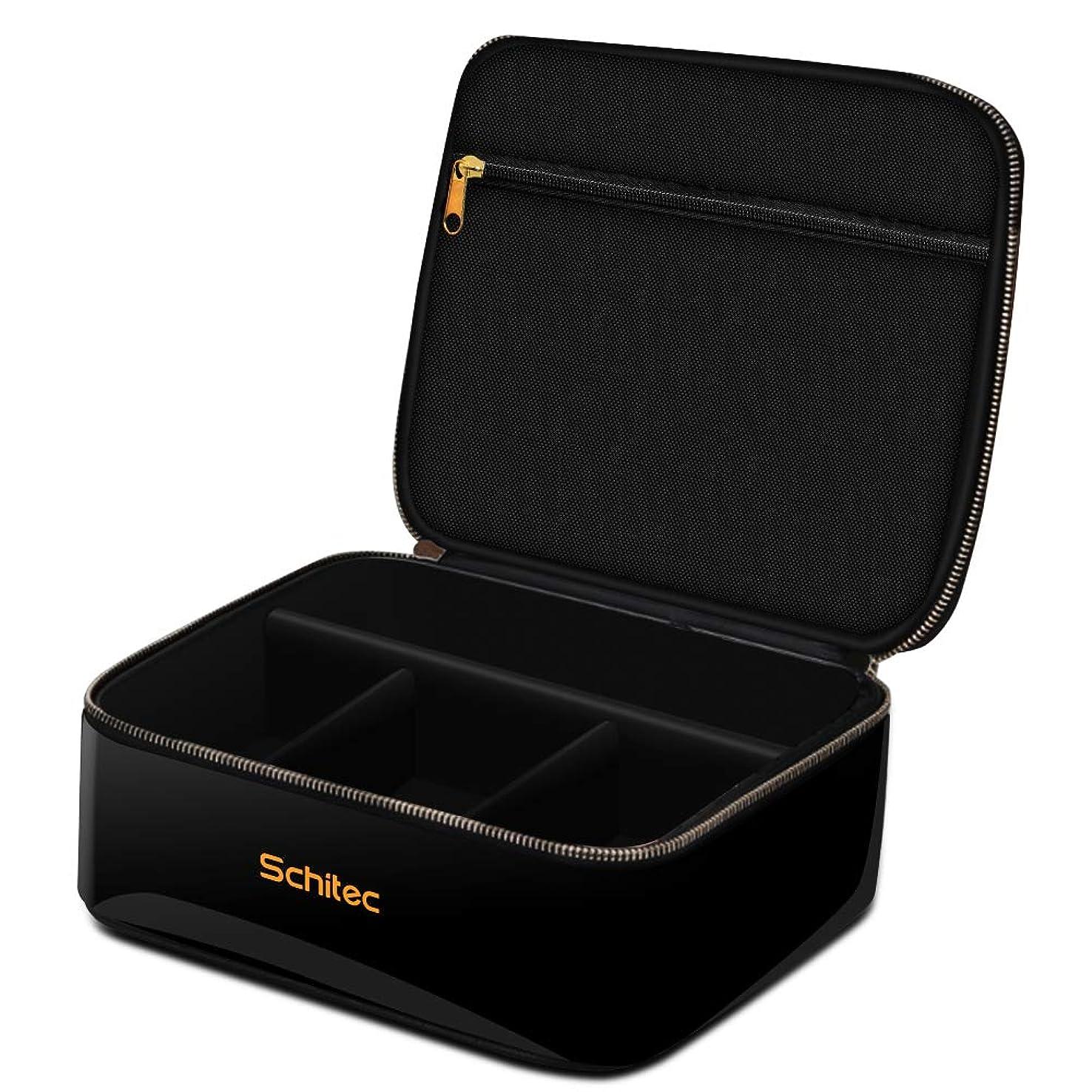 嬉しいですクッションレオナルドダメイクボックス プロ用 化粧バッグ 化粧箱 大容量 普段使い 出張 旅行 トラベルポーチ 化粧ポーチ