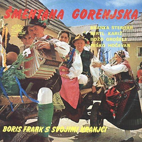 Boris Frank S Svojimi Kranjci