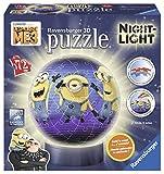 Ravensburger- Puzzle Ball 3D Lámpara, GRU (11821)
