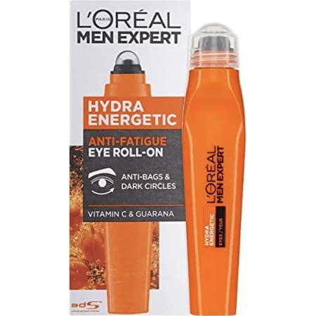 L'Oréal Men Expert Hydra Energetic Eye Roll-On, 10ml Fathers Day Gift