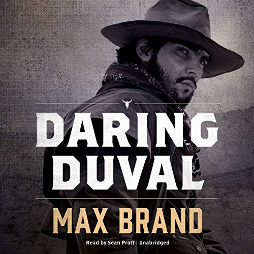Daring Duval audiobook cover art