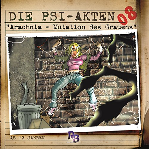 Arachnia - Mutation des Grauens cover art