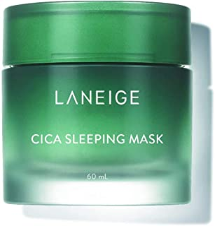 Laneige Cica Sleeping Mask 60ml (Korea Packaging)