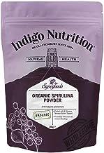 Indigo Herbs Organic Spirulina Powder 200g Estimated Price : £ 7,95