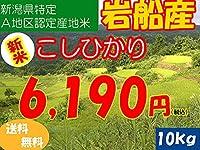 平成28年新潟県産特定産地米 (岩船産10㎏)