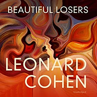 Beautiful Losers audiobook cover art