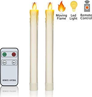 Best cheap led taper candles Reviews