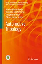 Automotive Tribology (Energy, Environment, and Sustainability)