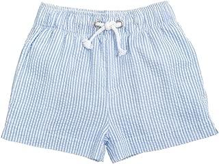 toddler boy seersucker shorts