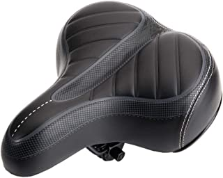 Catty shop Bicycle Saddle Comfort Designed with Buttock Protection and Wear Proof Suitable for Mountain Bike Riding Experience Much Wonderful Durable Stylish Look