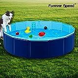 Forever Speed Piscina per Cani,Piscina per Animali Domestici,Piscina per...