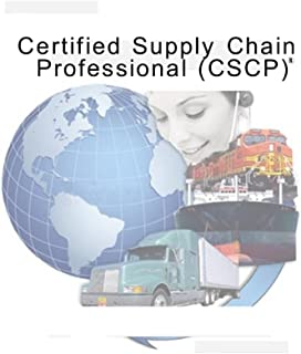 Certified Supply Chain Professional CSCP EXAM 1,000 Questions includes Detailed Explanations: CSCP Exam, cscp certification, cscp learning system