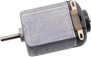 Lruirui-Dc 電気モータ マイクロ130 DCモーター、小ファンのおもちゃミニチュアモーター、安いボートモーター、リニアアクチュエータ600mA 14500R /分、 DIYドライバーパーツ (Speed(RPM) : 14500r m...