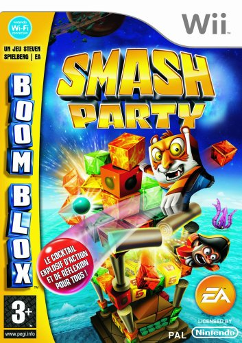 Electronic Arts  Boom Blox Bash Party