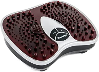 Vibrating Foot Massager with IR Therapy for Pain Relief & Circulation by Farnsworth & Lloyd