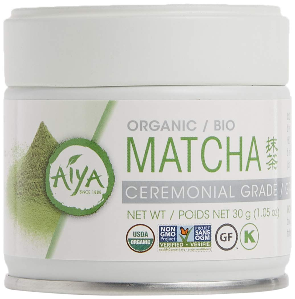 Aiya Inexpensive Organic Factory outlet Ceremonial Matcha 30g