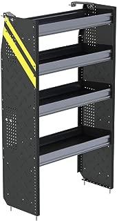 Ranger Design Steel Shelving Unit for High Roof Van, 14