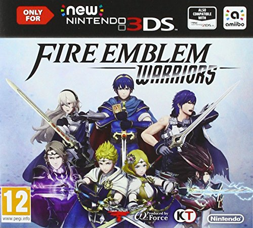 Fire Emblem Warriors Only Compatible with New Nintendo 3DS/XL and 2DS XL [Importación inglesa]