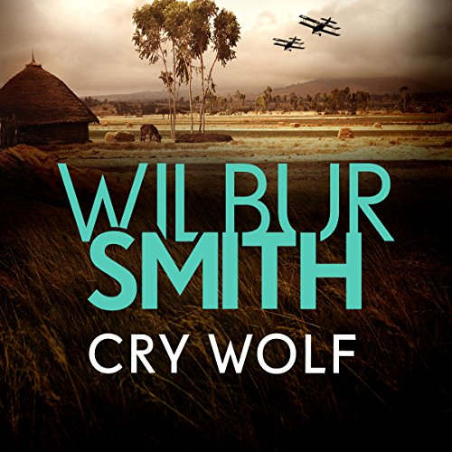 Cry Wolf audiobook cover art