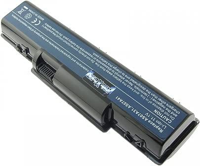 MTXtec Hochkapazit tsakku LiIon 10 8 11 1V 8800mAh schwarz f r Acer Aspire 5740 Schätzpreis : 49,00 €