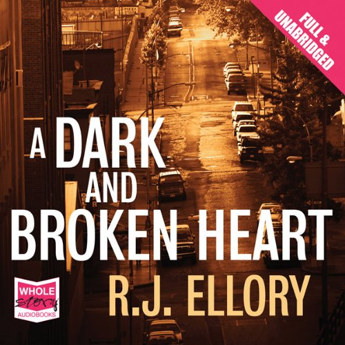 A Dark and Broken Heart cover art