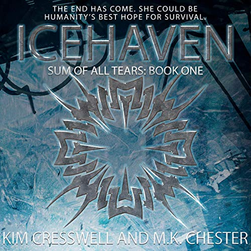 Icehaven audiobook cover art