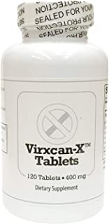 Virxcan-X Tablets (120 Tablets) 400 mg