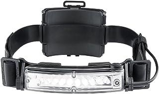 Fox Fury 410-T09 Command Tilt Fire and Impact Resistant Waterproof White LED Headlamp/Helmet Light, 65 Lumens