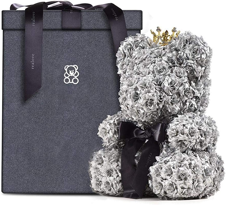 Sweetdream Hug Bear Simulation golden pink Bear Valentine's Day Christmas Birthday Gift Wedding Decoration Supplies