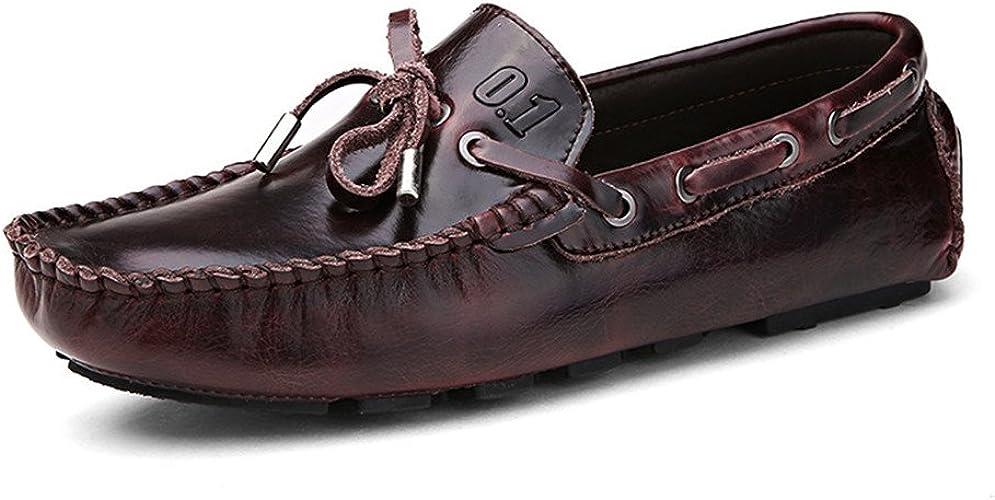 Les souliers, les chaussures en cuir, les chaussures, les chaussures, les chaussures de paresseux,bordeaux,quarante - trois
