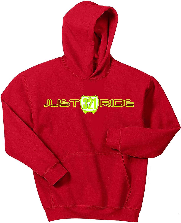 格安店 Just Ride 買い物 Motocross Hoodie Sweatshirt Number Custom Person Plate