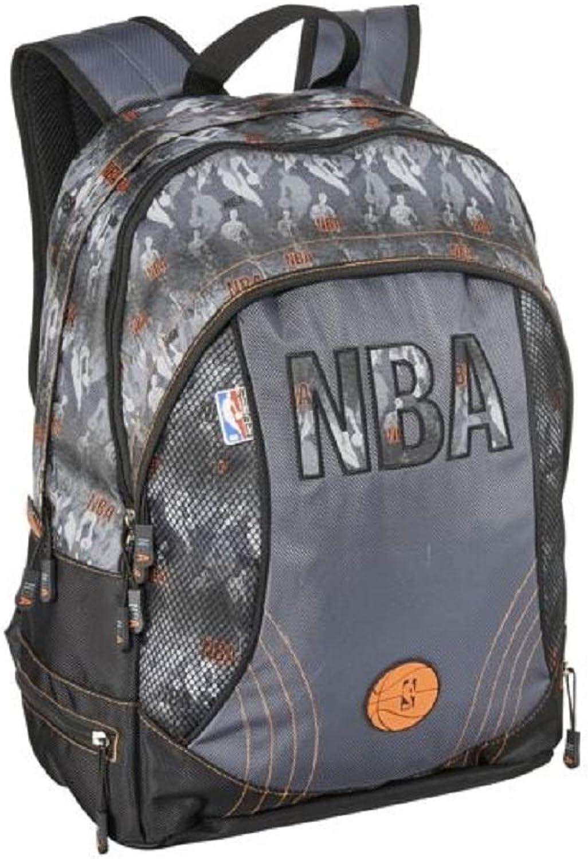 NBA, Kinderrucksack Grau grau